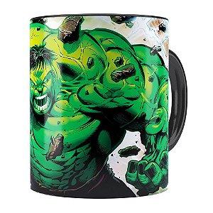 Caneca Hulk v02 Preta