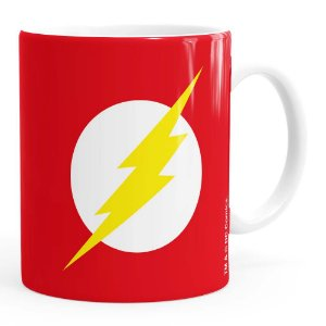 Caneca The Flash v01 Branca