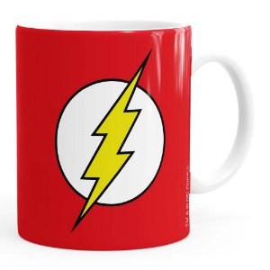 Caneca The Flash v02 Branca