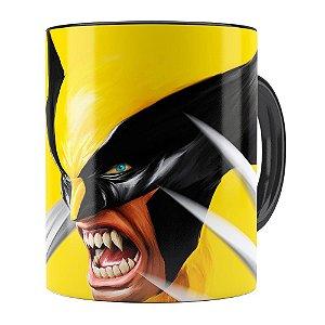 Caneca Wolverine Preta