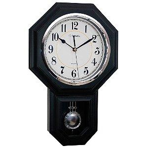 Relógio de Parede Herweg Clássico com Pêndulo 5305-034