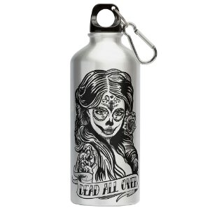 Squeeze Dead All Over Zombie Comic 500ml Aluminio