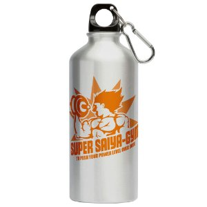 Squeeze Dragon Ball Super Saiyan Academia 500ml Aluminio