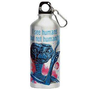 Squeeze ET Eu Vejo Seres Humanos 500ml Aluminio