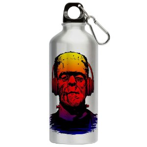 Squeeze Frankenstein Music 500ml Aluminio