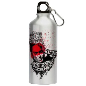 Squeeze Frida Kahlo Sticker 500ml Aluminio