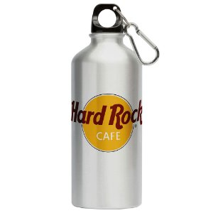 Squeeze Hard Rock Cafe 500ml Aluminio