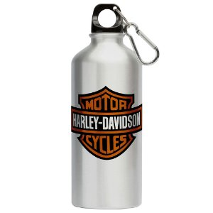 Squeeze Harley Davidson Motor Cycles 500ml Aluminio