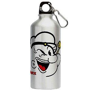 Squeeze Popeye o Marinheiro v01 500ml Aluminio