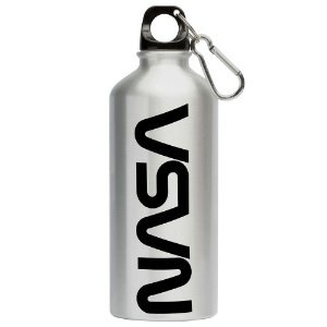 Squeeze Nasa Worm 500ml Aluminio