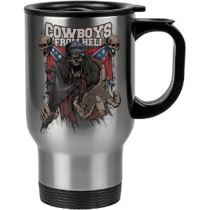 Caneca Térmica Cowboys do Inferno 500ml Inox