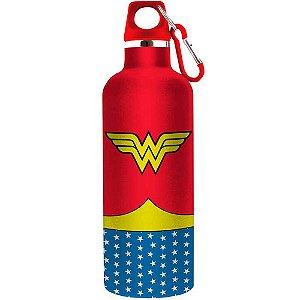 Garrafa Wonder Woman Body 750ml Aluminio