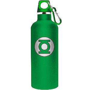 Garrafa Green Light Logo 750ml Alumínio