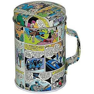 Porta Condimentos DC Comics Quadrinhos Colorido