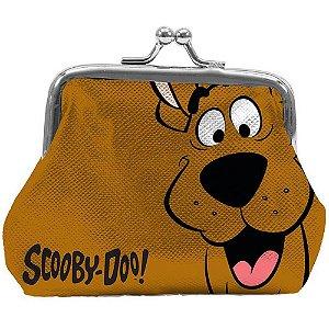 Porta Moedas Scooby-Doo Face em Pvc