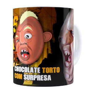 Caneca Chocolate The Goonies Mama Branca