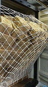 Rede de Proteção contenção carga container