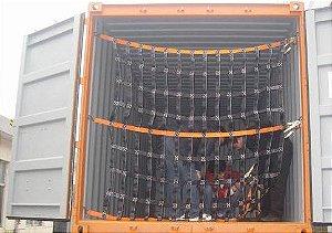 Rede de Proteção contenção carga container malha 20