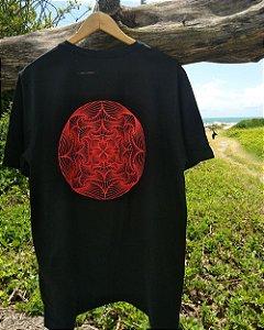 Camiseta Sinergia Art Vermelha
