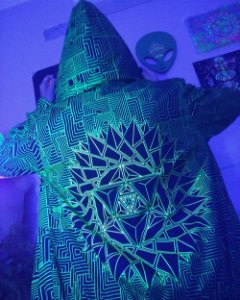 Jaqueta Corta Vento Sunshine Verde