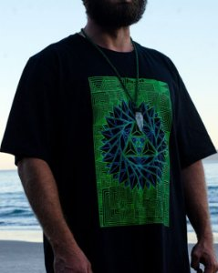 Camiseta Sunshine Verde