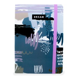 CADERNO DREAM AZUL - WORLD CLASSIC