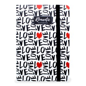 CADERNO ROMANTIC LOVE - WORLD CLASSIC