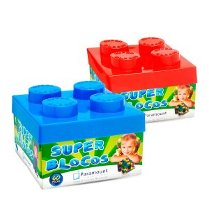 SUPER BLOCOS 60 PEÇAS