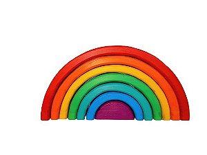 Arco Íris Waldorf - Colorido