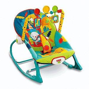 Cadeira Balanço Minha Infância Floresta - Fisher Price