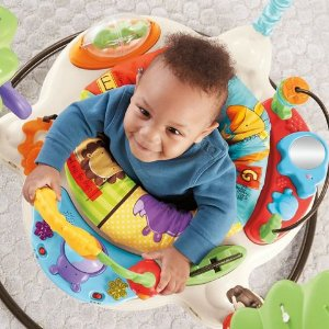 Jumperoo - Luv U Zoo - Fisher Price