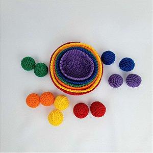 Cestos de Atividades Montessori