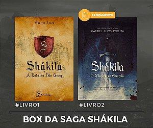 Box Saga Shákila (Shákila I + Shákila II)