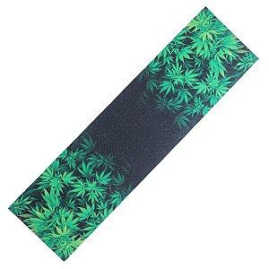 """Lixa Emborrachada Black Sheep Cannabis Skate Street 9 x 33"""""""