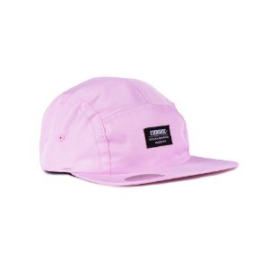 Boné Chronic 5panel Strapback Rosa Claro
