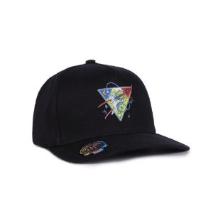 Boné Chronic Bike 1943 Preto Snapback