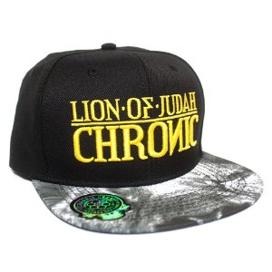 Boné Chronic Leão de Judah