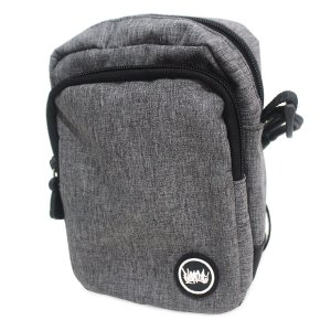 Shoulder Bag Chronic 420 Bolsa Ombro Cinza Pochete