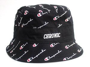 Chapéu Bucket Hat Chronic Chapando Ninguém Guenta Pescador