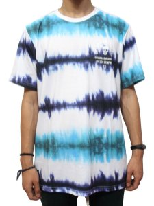 Camiseta Chronic 420 Original Tie Dye Azul