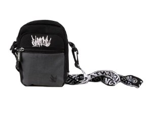 Shoulder Bag Chronic 420 Bolsa Graffiti Pochete Transversal