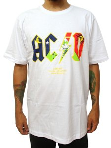 Camiseta Chronic 420 Ac/dc Acid Bike Doce Original Marginal