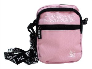 Shoulder Bag Chronic 420 Bolsa Rosa Pochete Transversal
