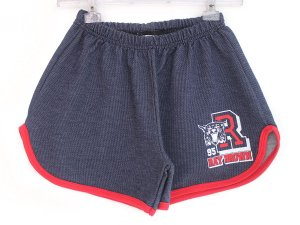 Short College Feminino Tiger 13 Azul Ray Brow