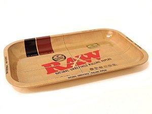 Bandeja Raw Para Enrolar Tabaco de Metal Grande