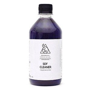 Solução Limpeza de Bongs e Piteiras Squadafum Cleaner 500ml