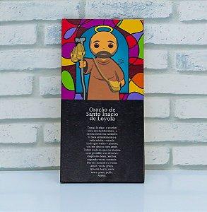 Quadro Santo Inácio de Loyola Peregrino