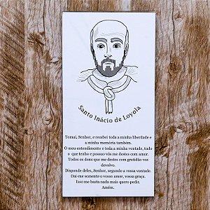Quadro Santo Inácio de Loyola  Clássica