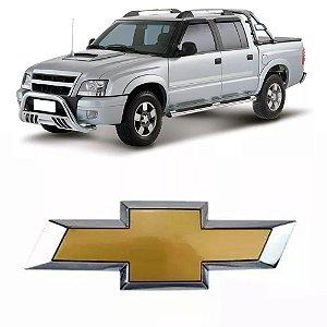 Emblema Da Grade Dianteira S10 / Blazer 2009 a 2011