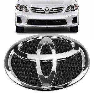Emblema Da Grade Toyota Corolla 2009 a 2013